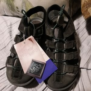 Muck Boot Company Sandles NWT